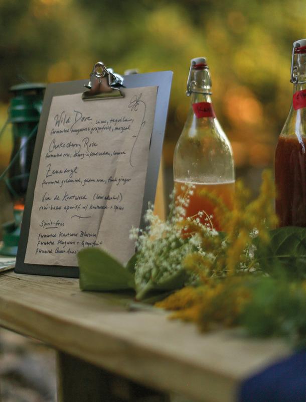 Botanical Cocktail Recipe