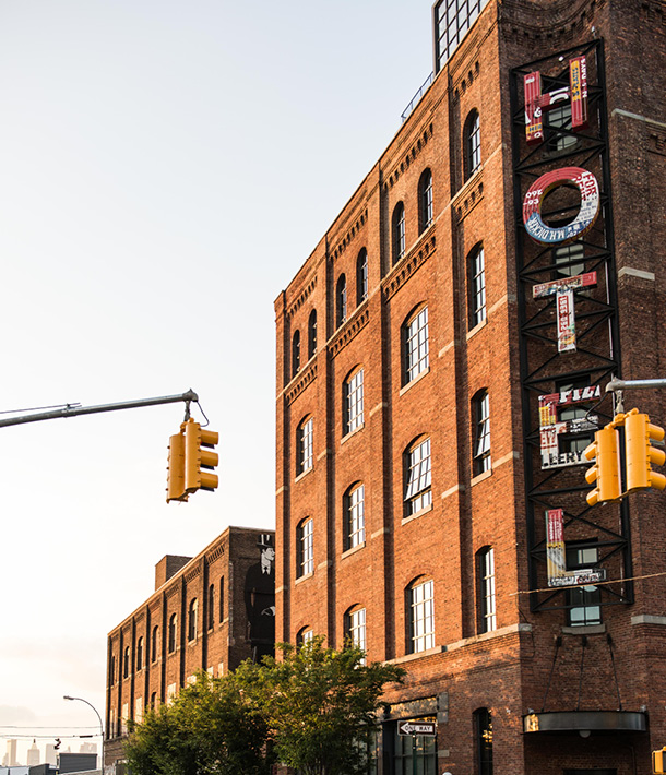 Brooklyn has got a lot of great hotels.