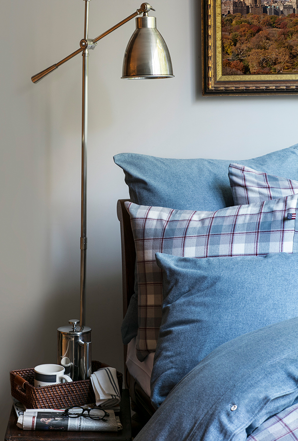Our flannel bedding is warm, soft and it breathes.