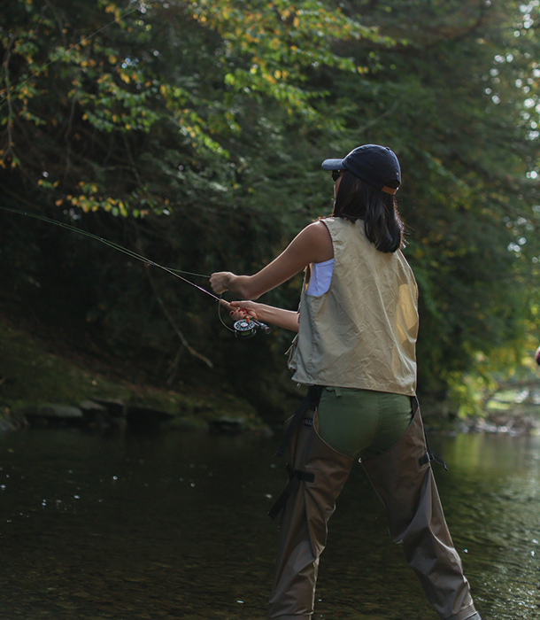 The Beginners Guide to Fly Fishing