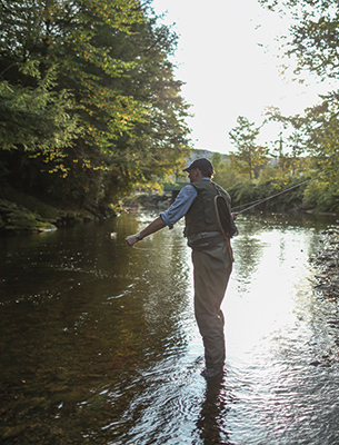 A Guide to Fly Fishing