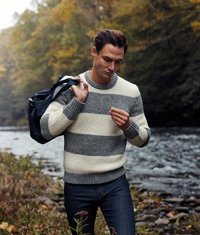 Men's Sweaters & Hoodies for