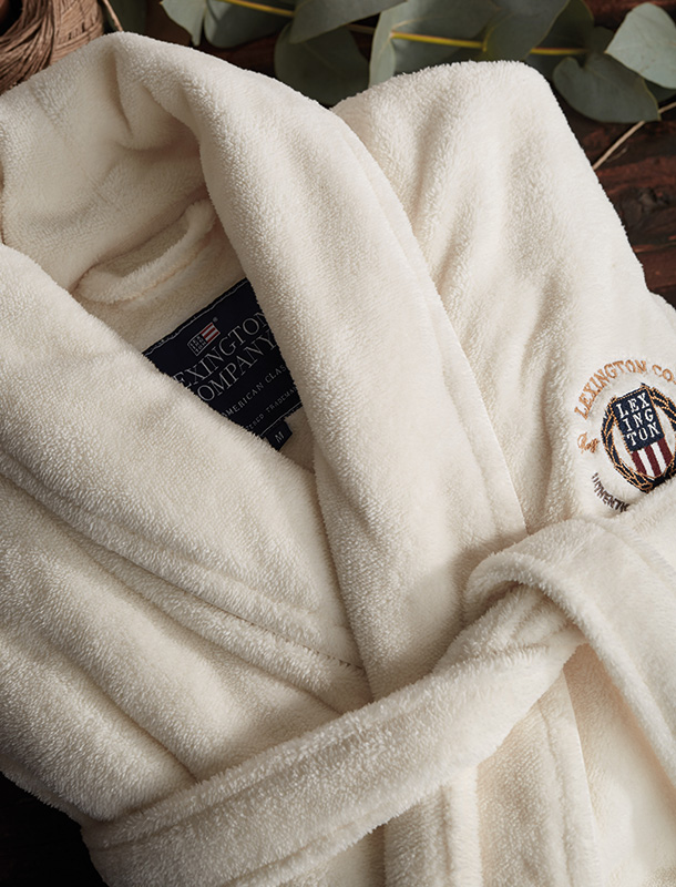 Snuggle up with your loved ones in a comfy robe while catching up on all the new holiday movies.
