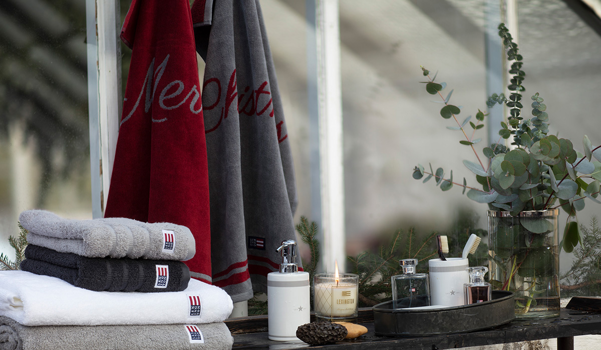 Why say it with one gift when you can say it with two. The Merry Christmas Towel set and any of our plush towels are guaranteed to put a smile on the lucky recipient.