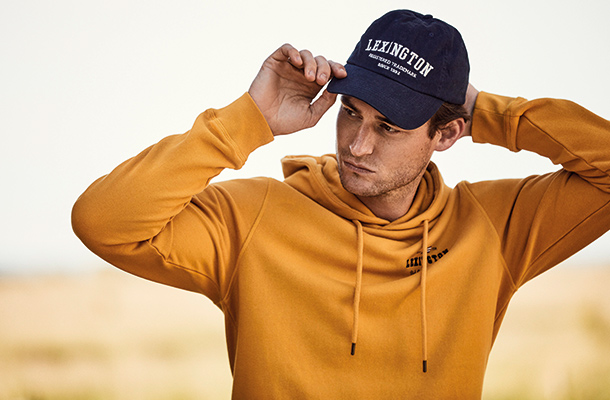 For chilly days when you just want to go on long walks, the Cooper hoodie is the obvious choice.