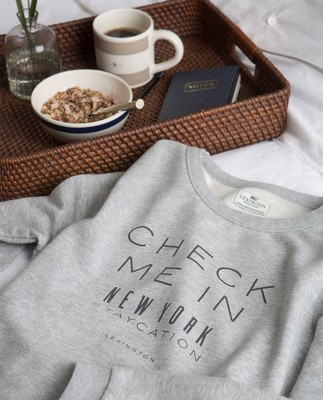 Staycation Sweatshirt