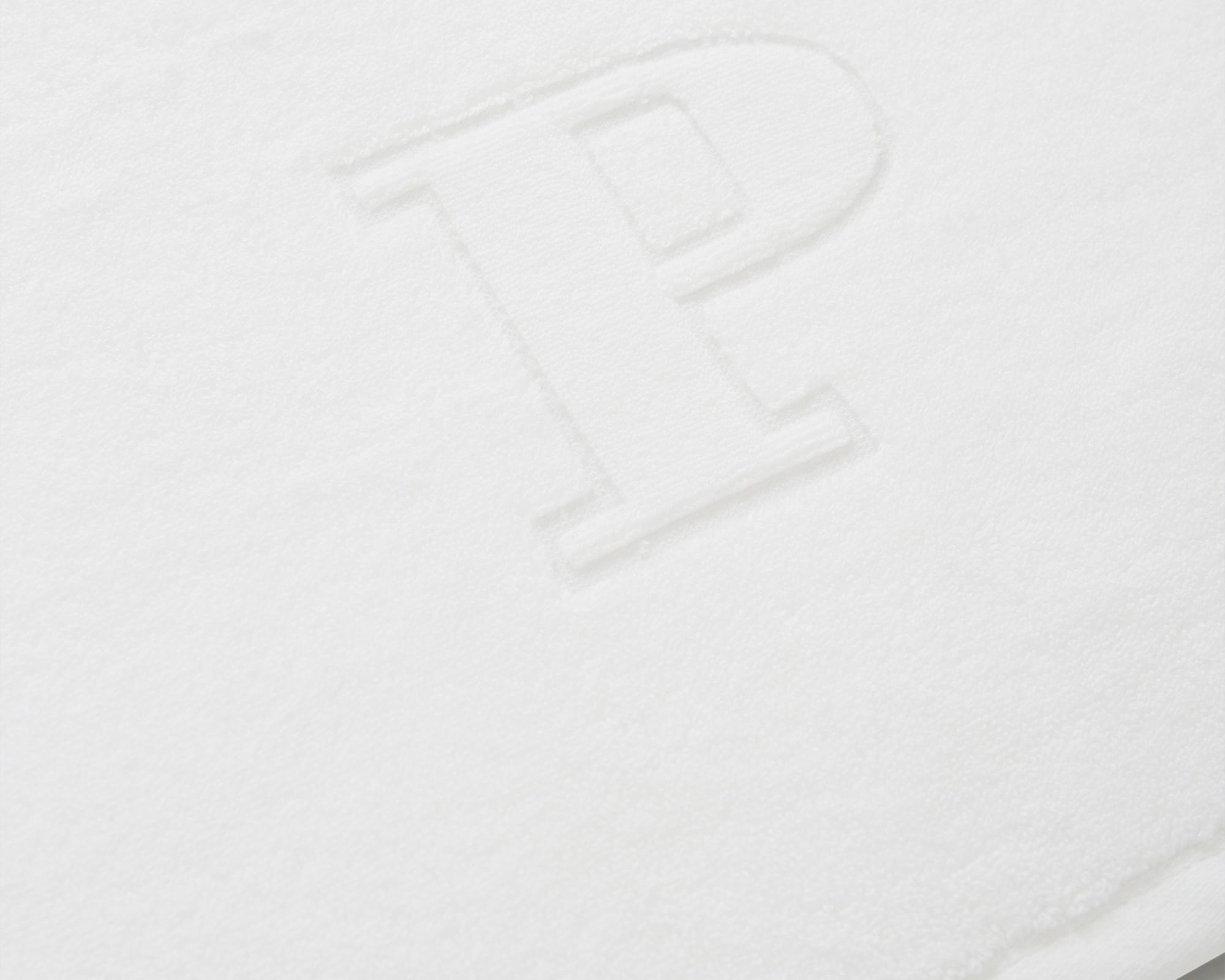 Monogram Towel Letter P