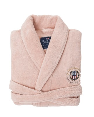 Unisex Lesley Robe, Pink