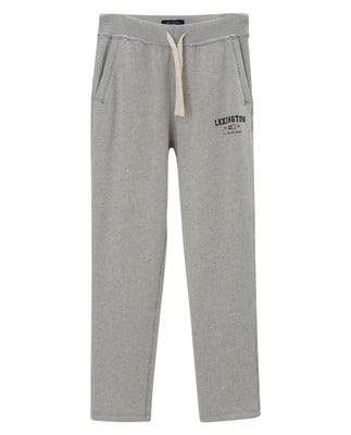 Brandon Jersey Pants, Light Gray