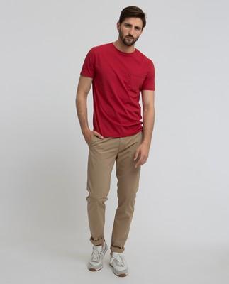 Travis Tee, Vintage Red