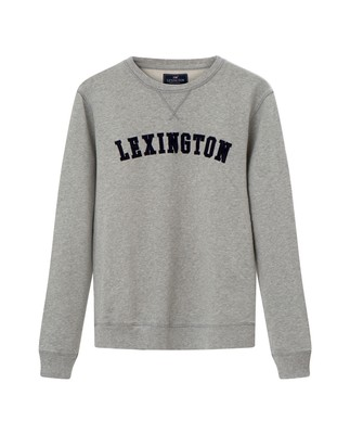 Lucas Sweatshirt, Light Gray