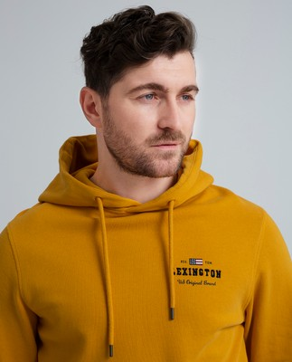 Cooper Hood, Mineral Yellow