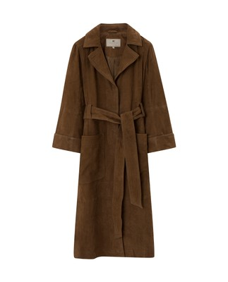 Faith Suede Coat