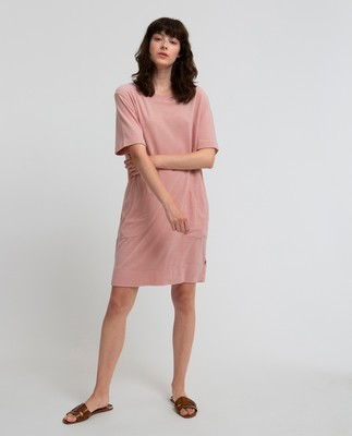 Cory Terry Dress, Mellow Rose