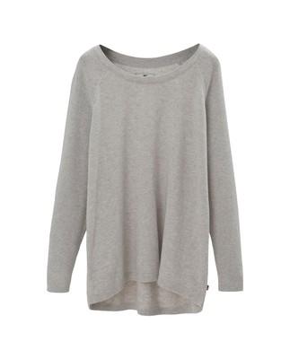Lea Sweater, Light Gray