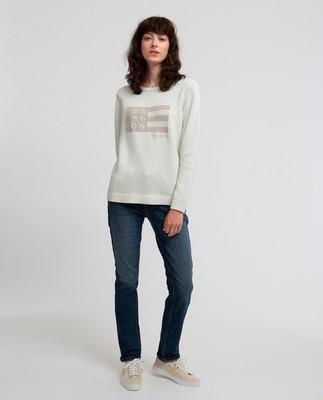 Lova Sweater, Snow White