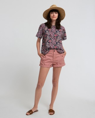 Gail Shorts, Mellow Rose