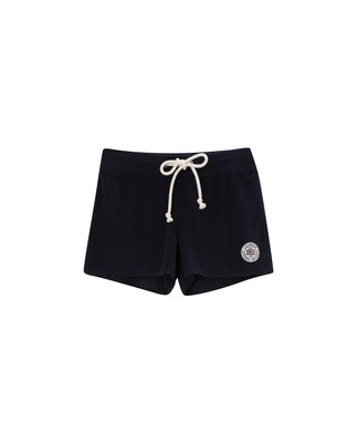 Naomi Terry Shorts, Navy Blue
