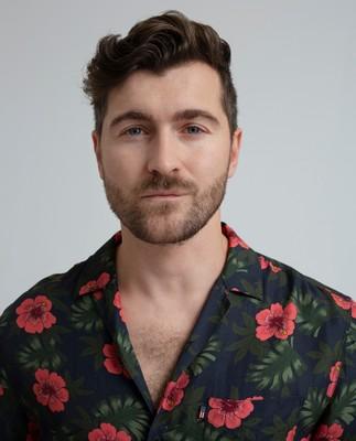Pablo Cuba Shirt, Tropical Print