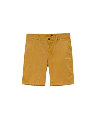 Gavin Chino Shorts, Mineral Yellow