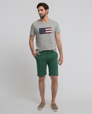 Gavin Chino Shorts, Foliage Green