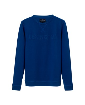 Shane Pique Sweatshirt, True Blue