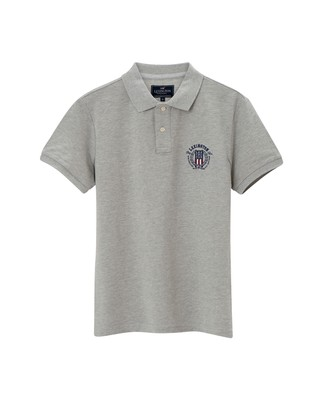 Oscar Polo, Lt Warm Gray Melange