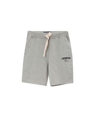 James Jersey Shorts, Lt Warm Gray Melange