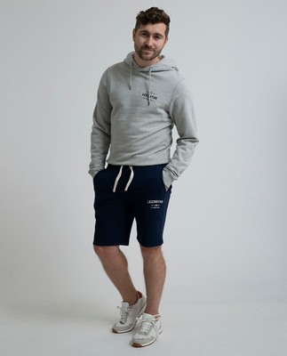 James Jersey Shorts, Navy Blue