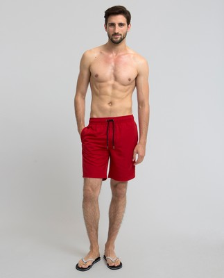 Anthony Swimshorts, Red
