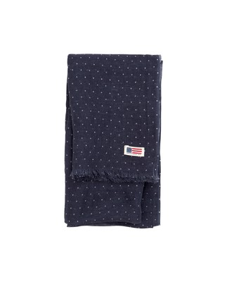 Colombus Scarf, Dot Print