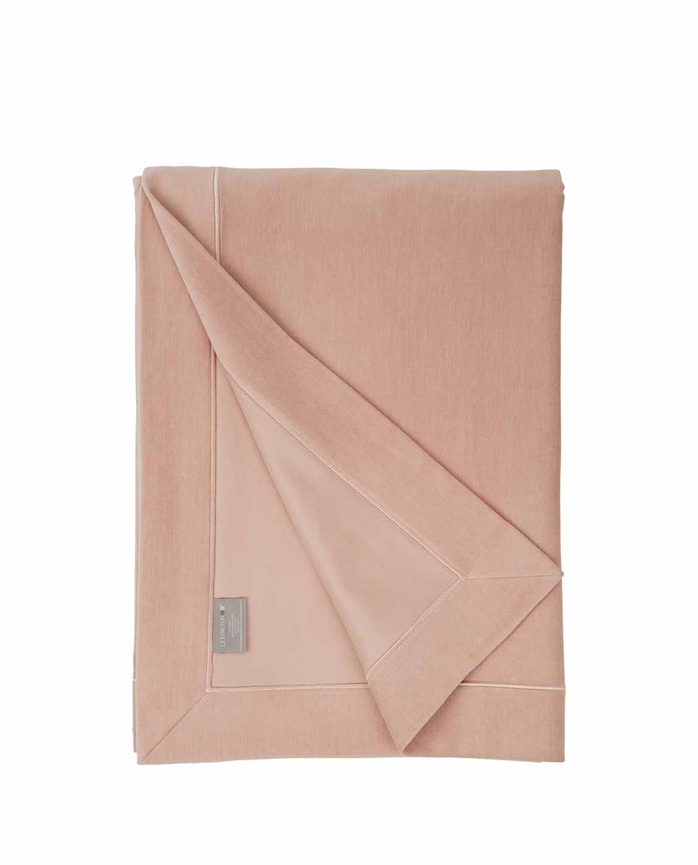 Hotel Velvet Bedspread, Pink