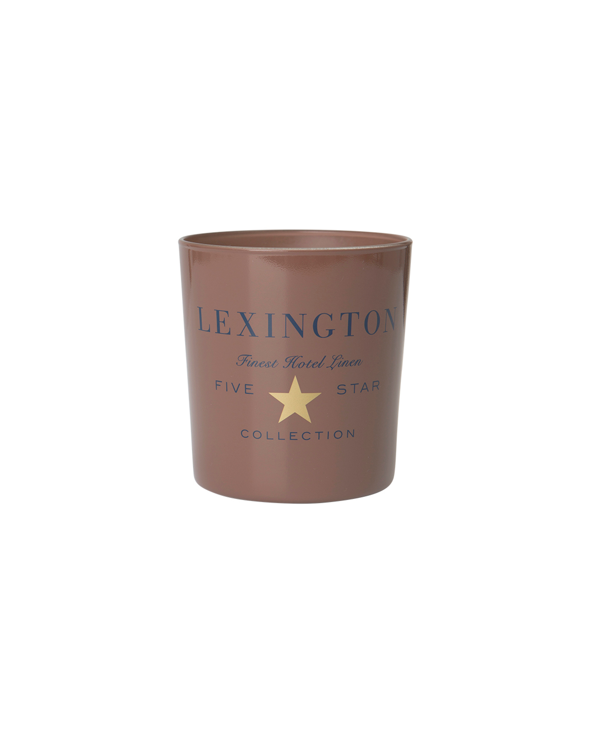 Hotel Scented Candle, Burnt Siena