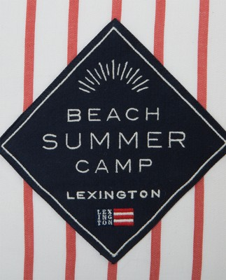 Beach Summer Camp Sham