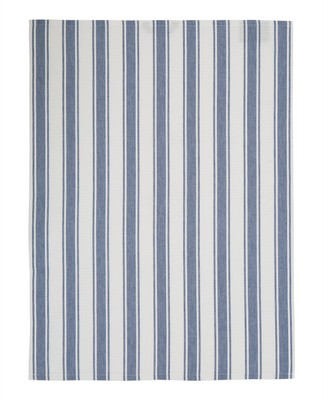 Striped Waffle Kitchen Towel