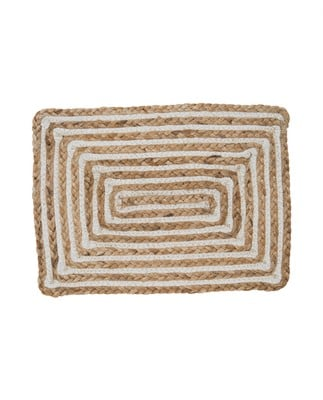 Jute & Cotton Placemat