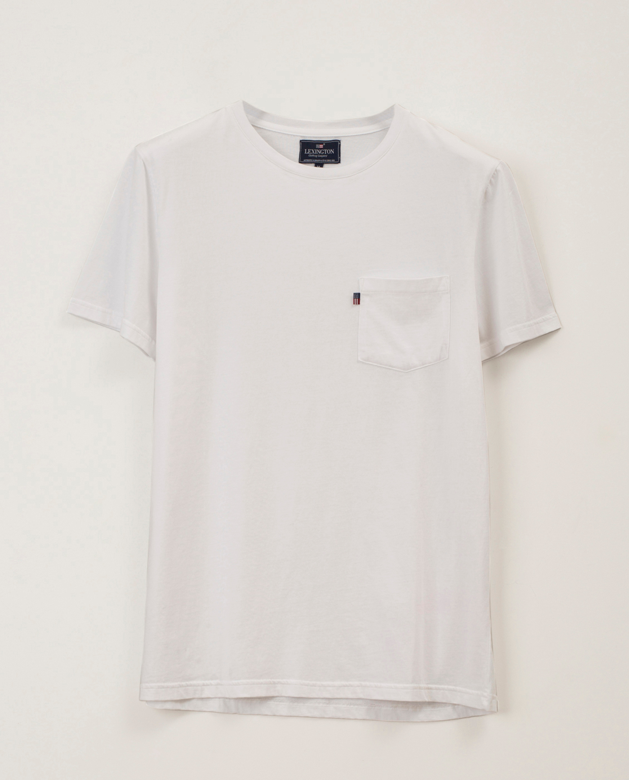 Travis Tee, Bright White