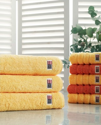 Original Towel Yellow Sun
