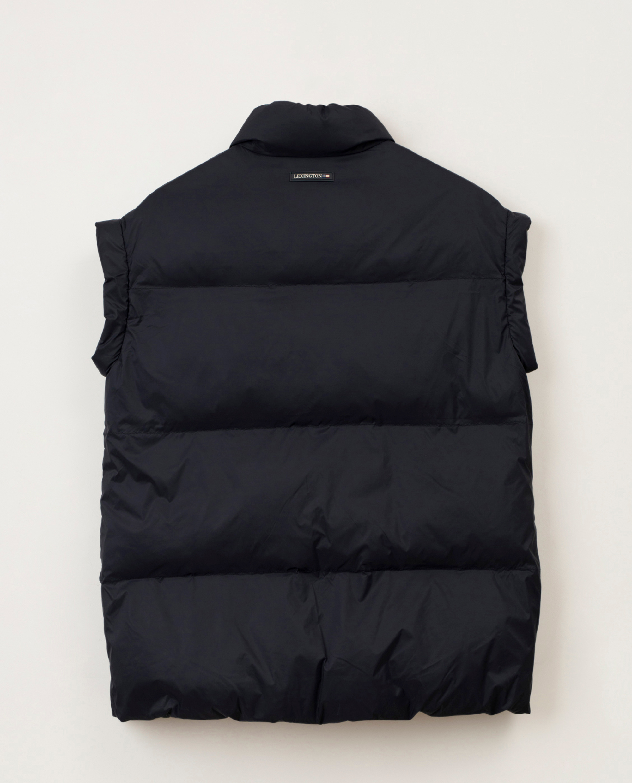 Petra Down Vest, Dark Blue