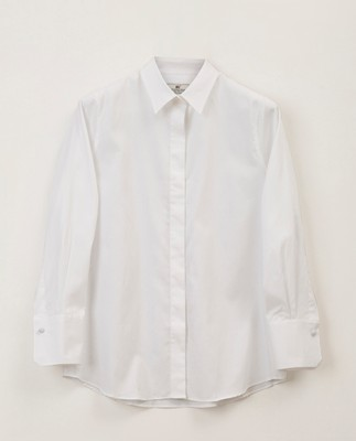 Misha Shirt, White
