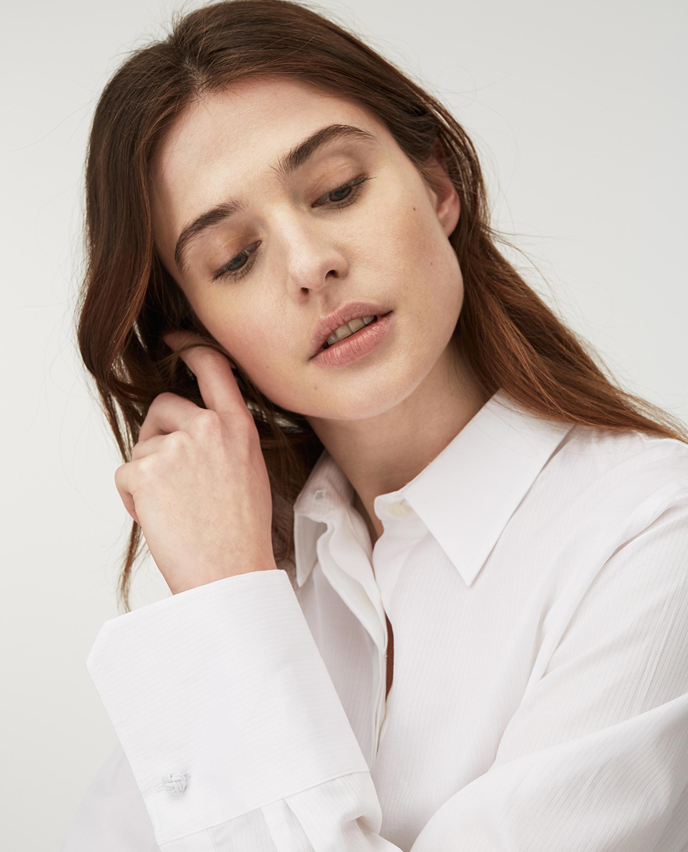 Misha Shirt, White