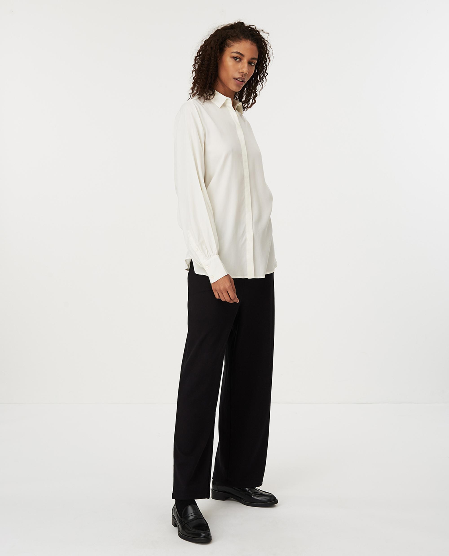 Isolde Lyocell Shirt, White