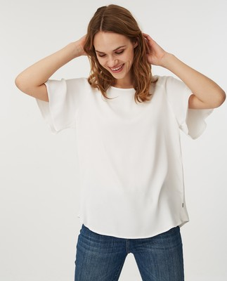 Ellis Top, White