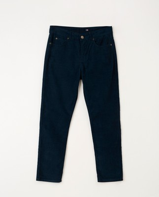 Zoe Corduroy Pants, Blue