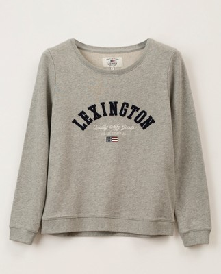 Chanice Sweatshirt, Gray Melange