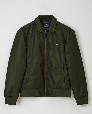 Layton Jacket, Green