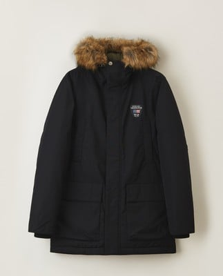Madison Down Parka, Black