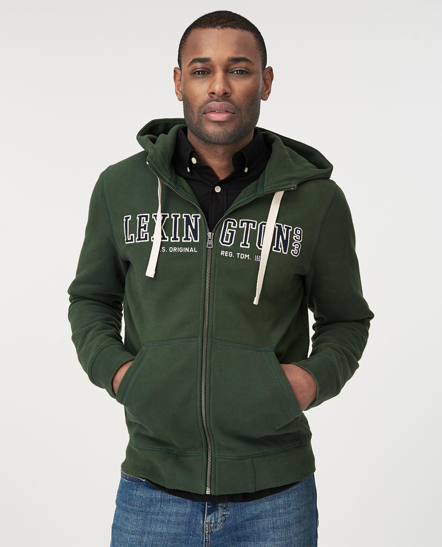 Michael Hood, Green