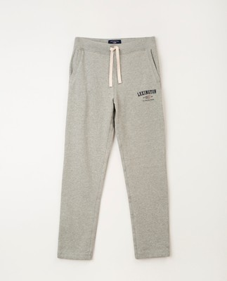 Brandon Jersey Pants, Gray Melange