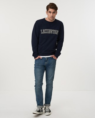 Lucas Sweatshirt, Dark Blue